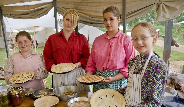 Fort Sisseton Historical Festival