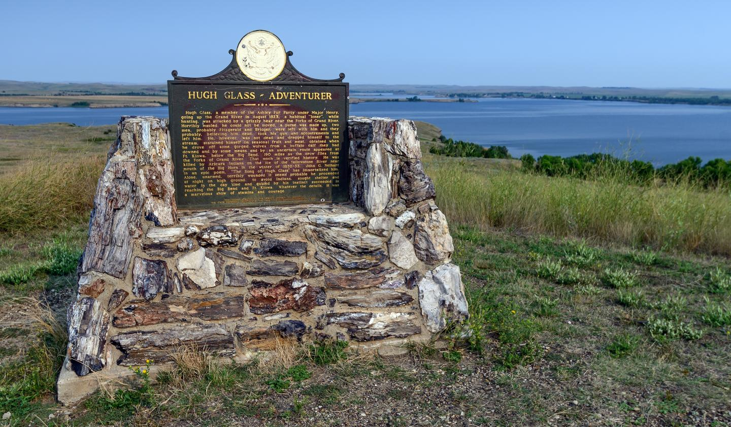 Hugh Glass marker