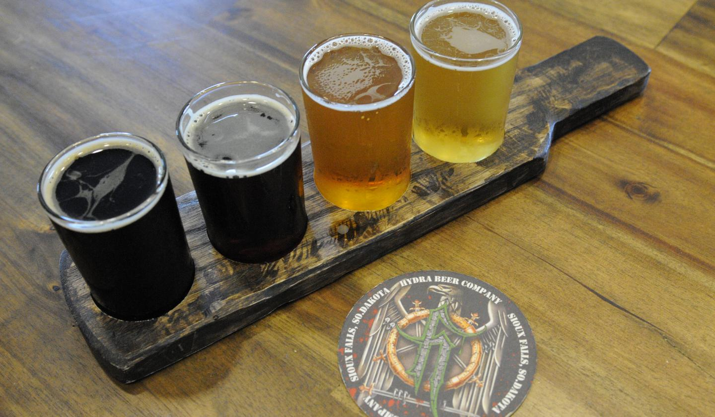 Hydra Beer Company, Sioux Falls