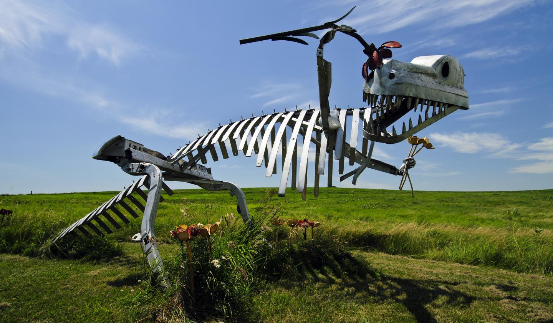 Porter Sculpture Park, Montrose