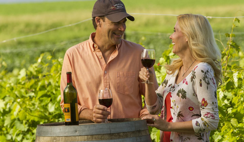 Strawbale Winery, Renner