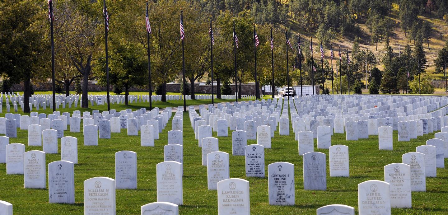 Black Hills National Cemetery, Sturgis