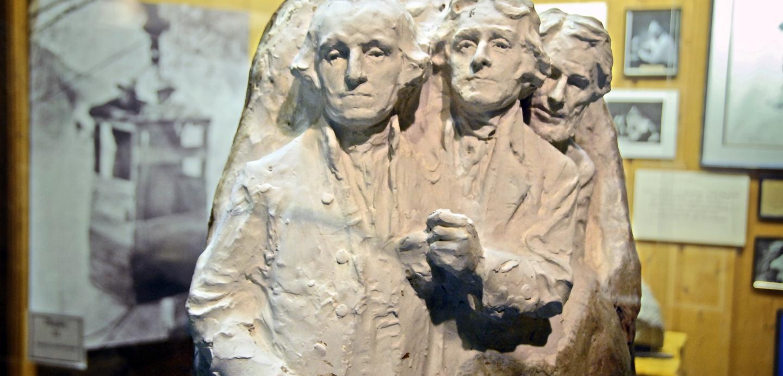 Rushmore Borglum Story, Keystone