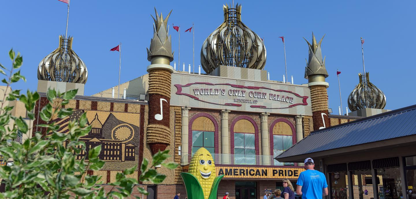 World's Only Corn Palace, Mitchell