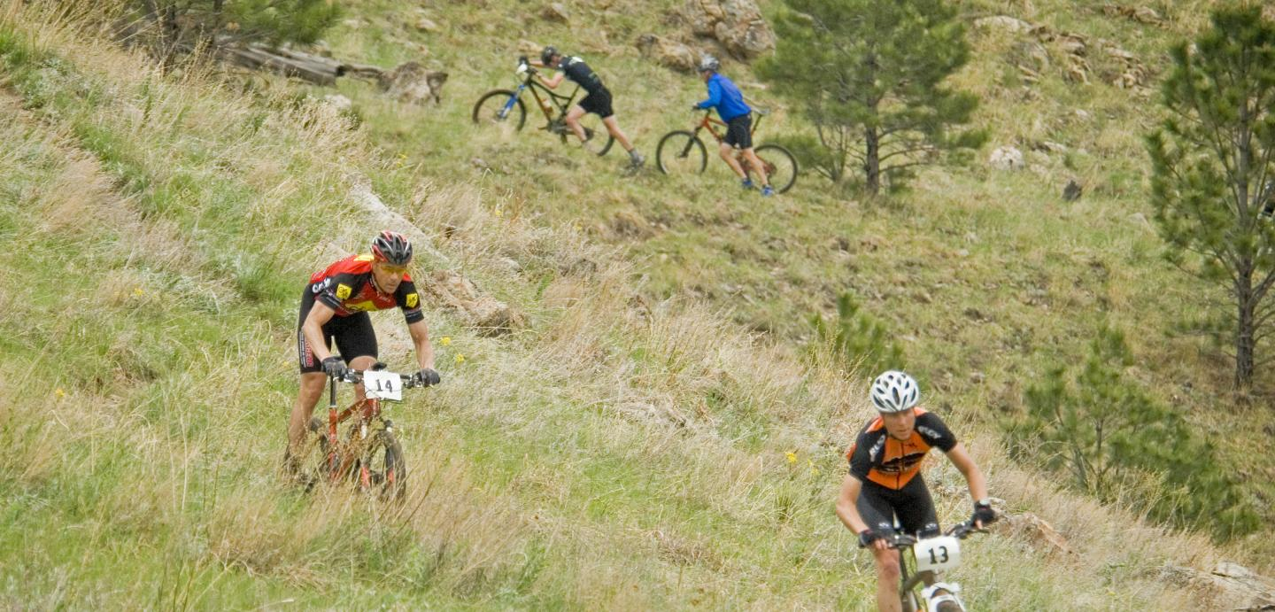 Mountain Biking - Black Hills