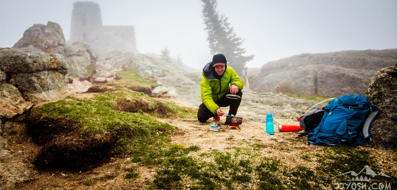 Harney Peak, by JJ Yosh