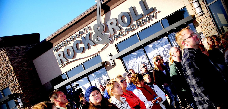 Brennan Rock & Roll Academy, Sioux Falls