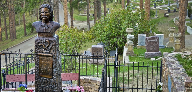Mount Moriah Cemetery, Deadwood