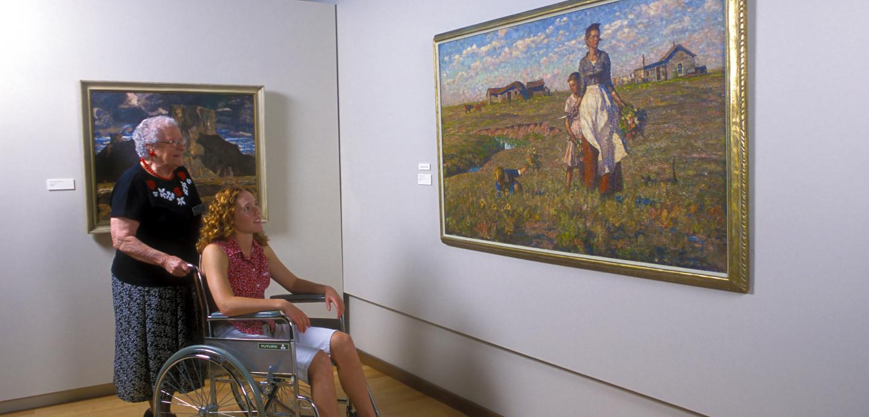 South Dakota Art Museum, Brookings