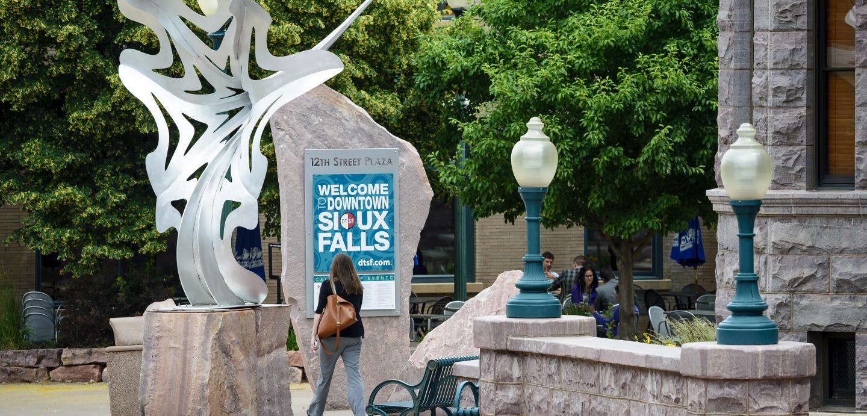 SculptureWalk, Sioux Falls