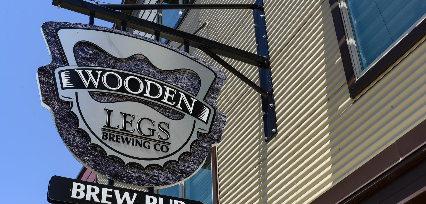Wooden Legs Brewing Company, Brookings