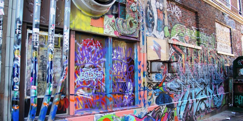 Wall Grafiti