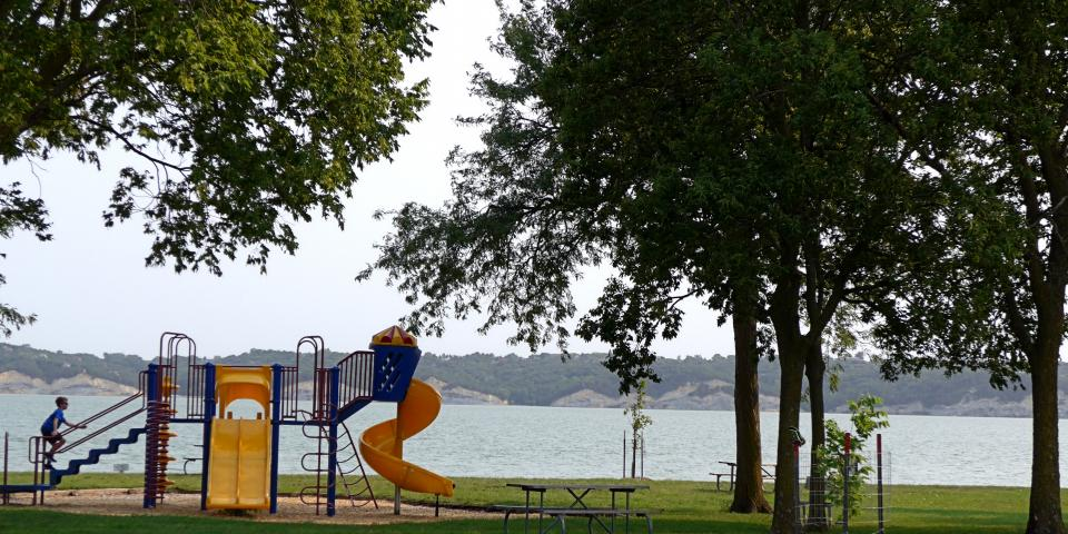Lewis and Clark Recreation Area, Yankton