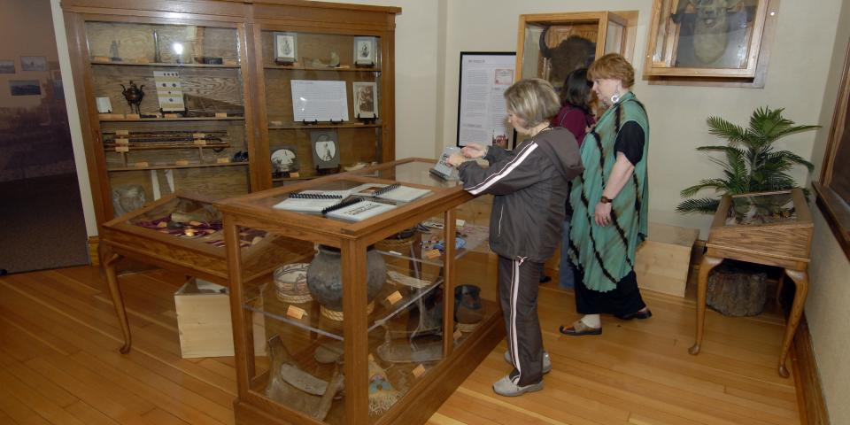 Pettigrew Home & Museum, Sioux Falls