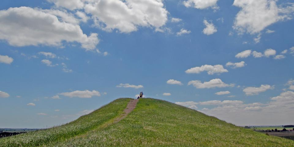 Spirit Mound, near Vermillion