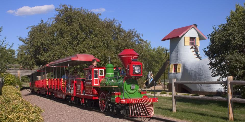 Storybook Land Express, Aberdeen