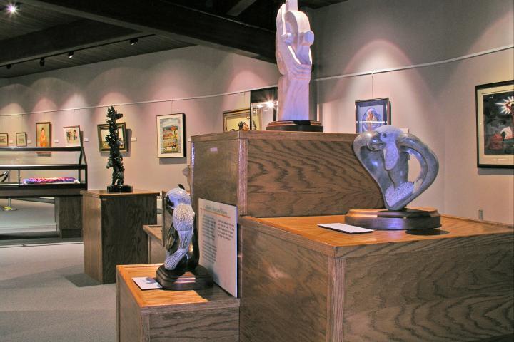 Akta Lakota Museum and Cultural Center, Chamberlain