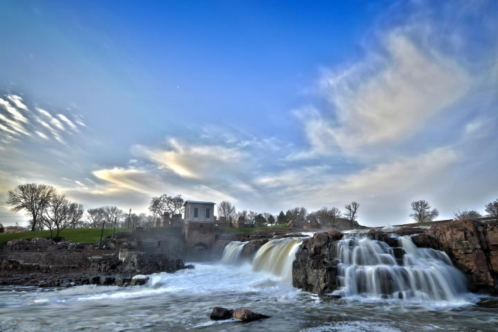 Falls Park, Sioux Falls