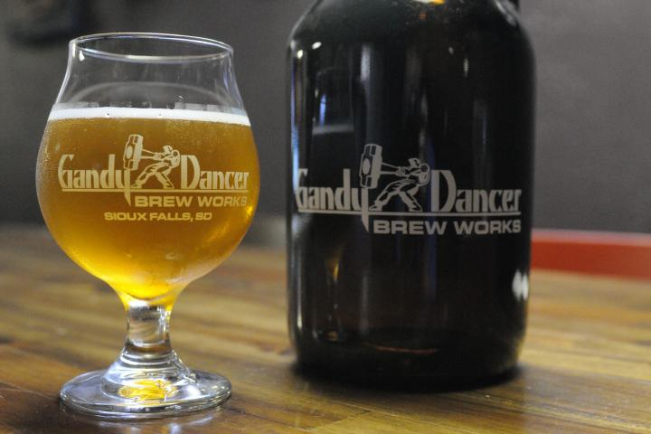 Gandy Dancer Brew Works, Sioux Falls