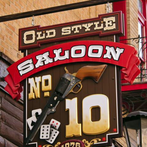 Saloon #10 in Deadwood