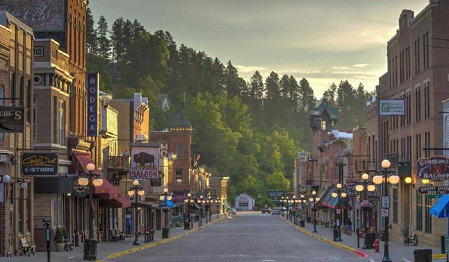 Historic Deadwood